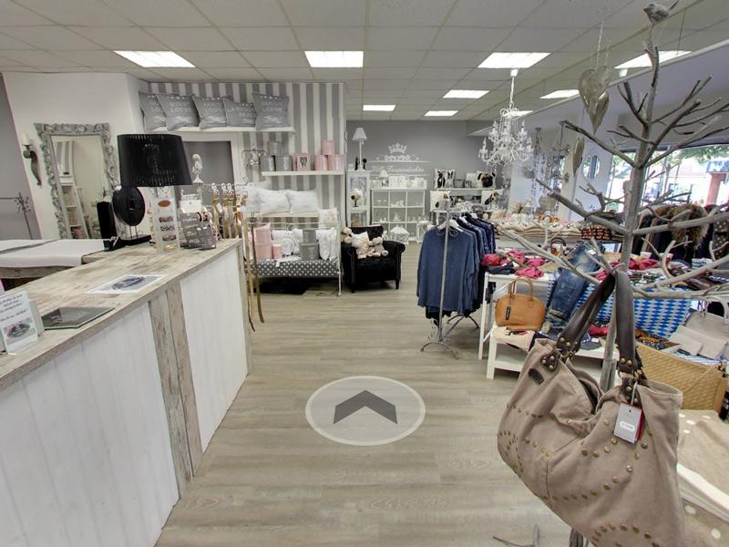 Shoppen nach Ladenschluss: Virtueller Rundgang durch die Villa Tausendschön
